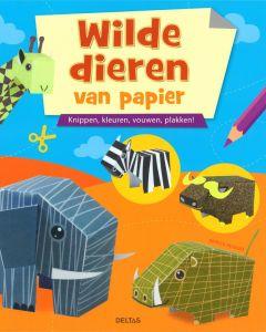 Wilde dieren van papier
