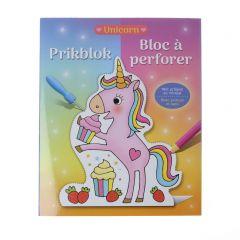 Prikblok Unicorn