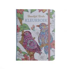 Kleurboek - Beautiful Birds