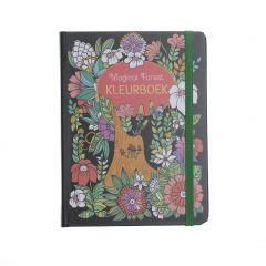 Kleurboek - Magical Forest