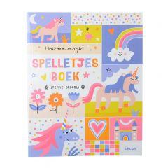 Spelletjesboek - Unicorn Magic
