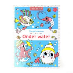 Mijn glitterkleurboek - Onder water