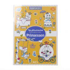 Mijn glitterstickerboek - Prinsessen