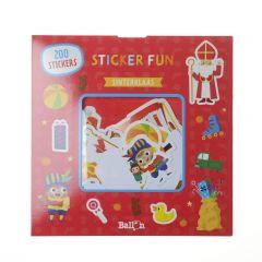 Stickerfun - Sinterklaas