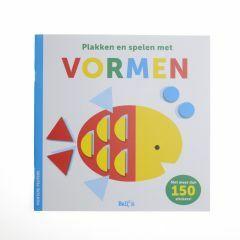 3+ Plakken en spelen met vormen