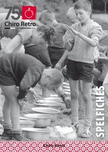 Retrospelfiches 75 jaar Chiro