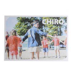 Bivakpostkaart 19 Chirohemd 20 stuks