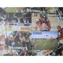 Bivakpostkaart 21 assortiment 20 stuks