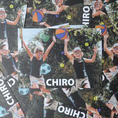 Bivakpostkaart 21 balspel 20 stuks