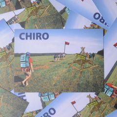 Bivakpostkaart 21 op tocht 20 stuks