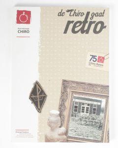 Retroboek 75 jaar Chiro