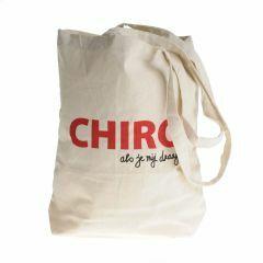 Canvastas Als je mij draagt Chiro klein