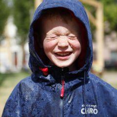 Regenjas Chiro kinderen