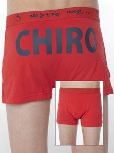 Boxershort Chiro jongens