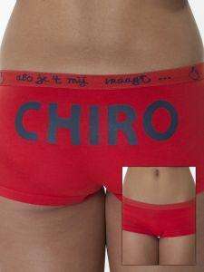 Boxershort Chiro vrouwen
