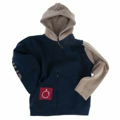 Chirosweater hoodie volwassenen