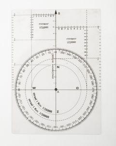 Navigatieplaat 14,5x20 cm