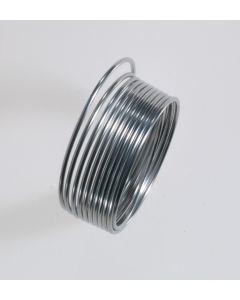 Aluminiumdraad soepel 2 mm 2 m