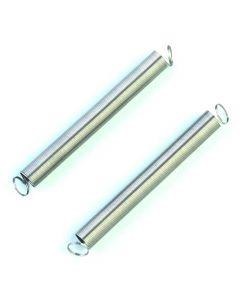 Springveer 6,3 x 60 mm 2 stuks