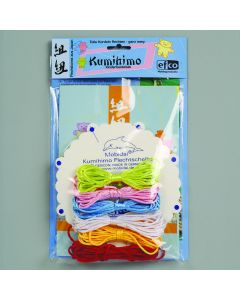 Kumihimo kinderset 11-dl - Duitse handleiding