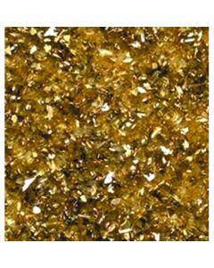 Aluminium glitter 30 g goud