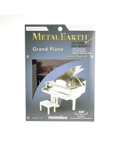 Metal Earth vleugelpiano