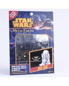 Metal Earth Star Wars R2D2