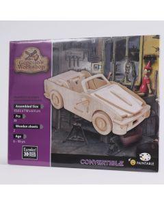 Gepetto's workshop wagen cabrio