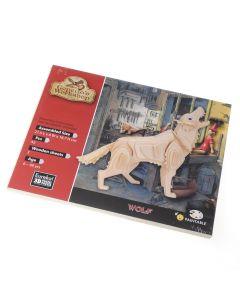 Gepetto's workshop wolf