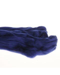 Merino viltwol 50 g donkerblauw