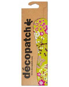 Decopatch papier 30 x 40 cm 3 vel groen japanse tuin