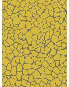 Decopatch papier 30 x 40 cm 3 vel oker gevlekt
