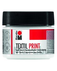 Marabu Textil Print 100 ml wit