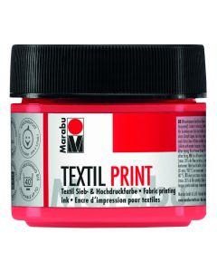 Marabu Textil Print 100 ml rood