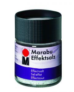 Marabu zijde-effect zout