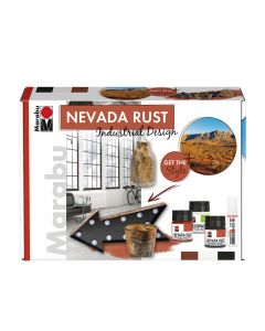 Marabu Nevada Rust set - Industrial Design