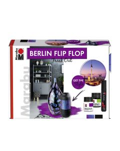 Marabu Berlin Flip Flop set - Freak Out