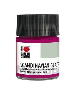 Marabu Scandinavian Glaze framboos