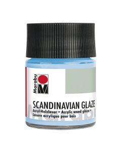Marabu Scandinavian Glaze lichtblauw