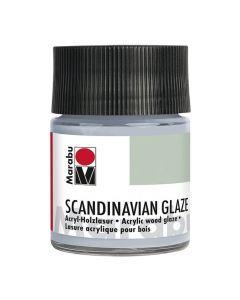 Marabu Scandinavian Glaze grijsblauw