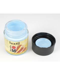 Marabu textielverf 50 ml lichtblauw