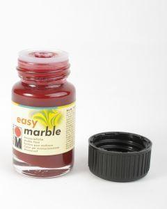 Marabu Easy Marble 15 ml robijnrood