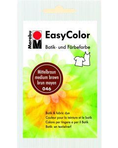Marabu Easycolor batikverf middenbruin