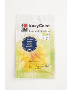 Marabu Easycolor batikverf donkerblauw