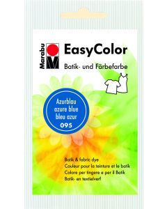 Marabu Easycolor batikverf azuurblauw