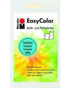 Marabu Easycolor batikverf turkooisblauw