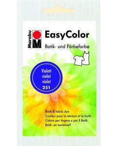 Marabu Easycolor batikverf violet