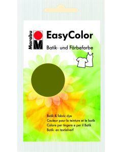 Marabu Easycolor batikverf olijfgroen