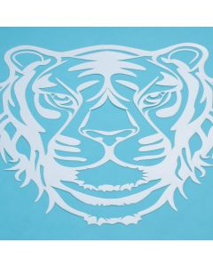 Marabu Silhouette sjabloon 30 x 30 cm Wild Tiger