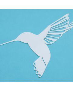 Marabu Silhouette sjabloon 15 x 15 cm Little Birdie